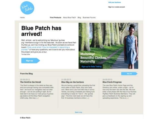 www.BluePatch.org