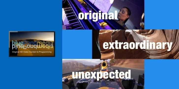 originalOriginal HD Video Content & Programming                                                extraordinary              ...