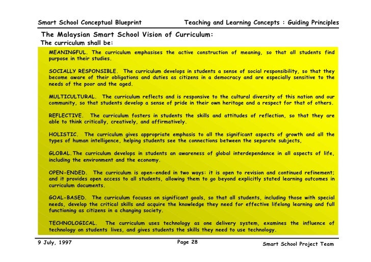 A conceptual blueprint 28 smart school conceptual blueprint malvernweather Choice Image