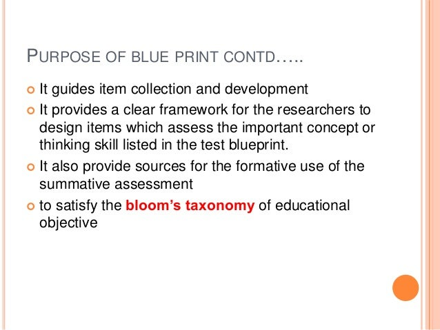 Blueprint in education revised bloom taxonomy malvernweather Gallery