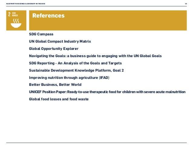 Blueprint for business leadership on the sdgs blueprint for business malvernweather Images