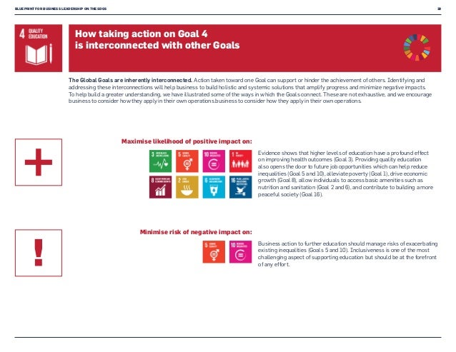 Blueprint for business leadership on the sdgs blueprint malvernweather Gallery