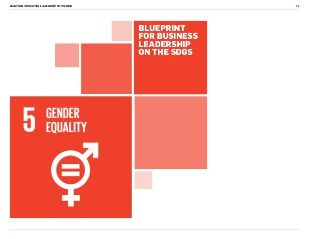 Blueprint for business leadership on the sdgs blueprint malvernweather Image collections