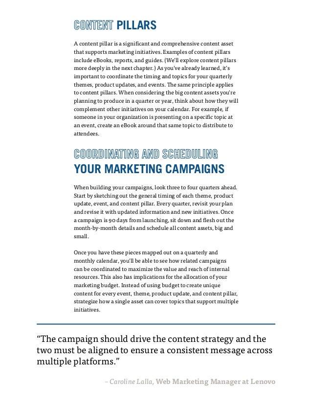 The blueprint of a modern marketing campaign 9 malvernweather Choice Image