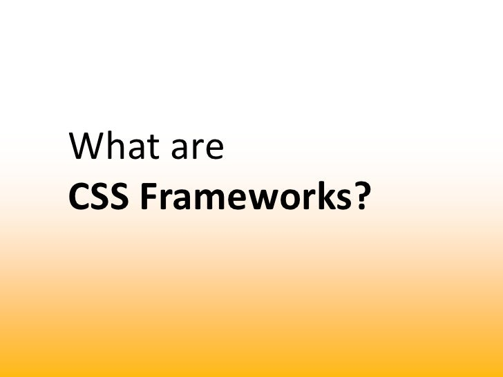 Blueprint css framework what are br css frameworks malvernweather Images