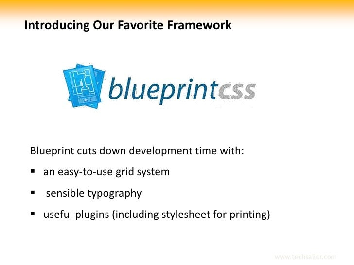 Blueprint css framework elements httpelementsojectdesigns malvernweather