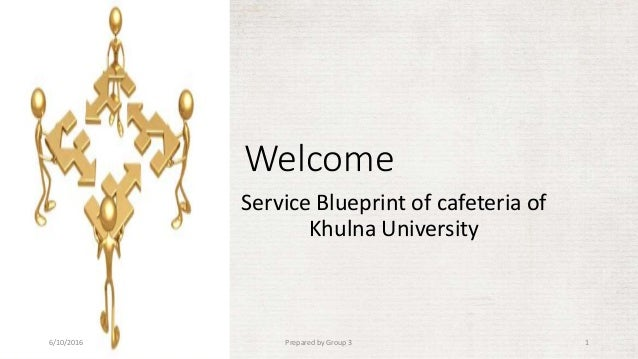 Blue print of kus cafateria welcome service blueprint of cafeteria of khulna university 6102016 prepared by group malvernweather Gallery