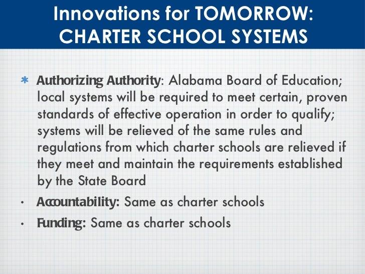 Reform alabama blueprint for education reform 30 innovations for tomorrow charter school malvernweather Choice Image
