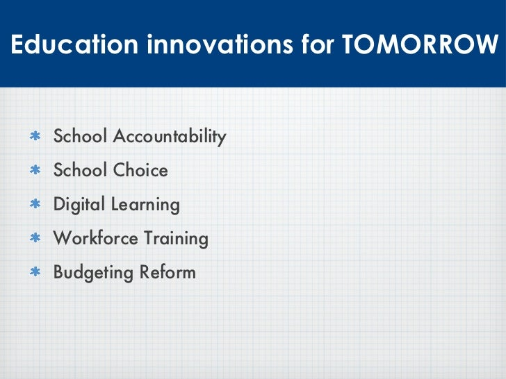 Reform alabama blueprint for education reform education innovations malvernweather Gallery