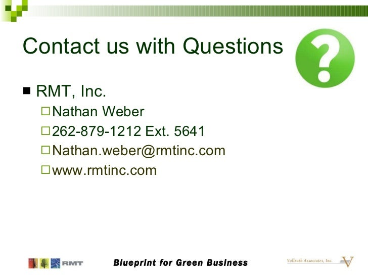 Blueprint for green business 51 728gcb1322670144 contact malvernweather Gallery