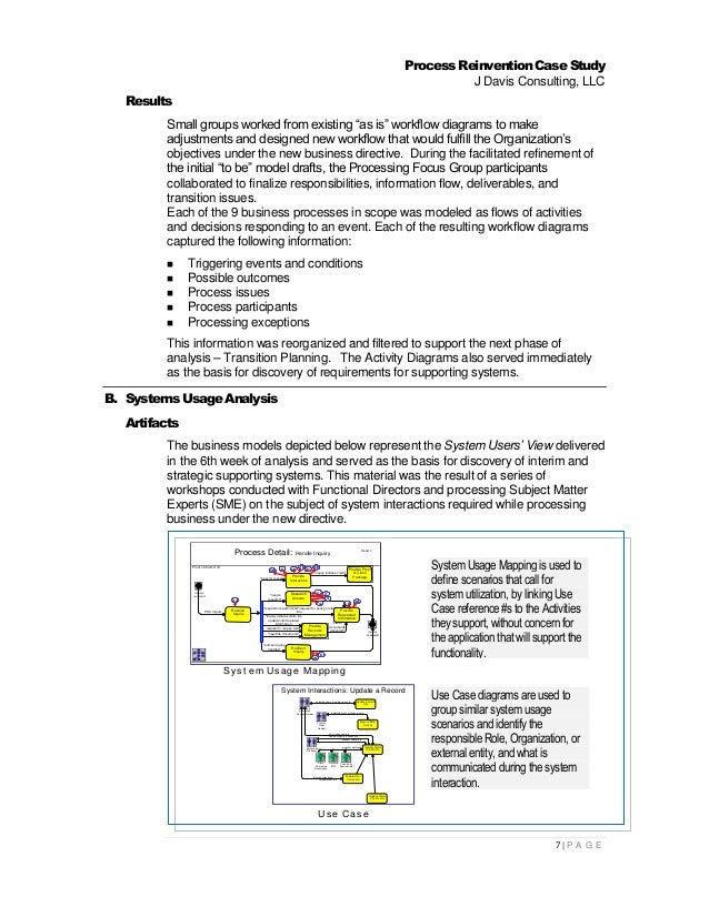 Blueprint for success process reinvention case study 9 malvernweather Image collections