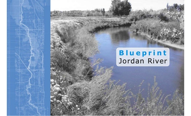 Blueprint Jordan River