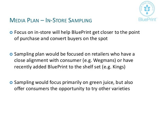 Blue print juice advertising strategy plan 1000000 28 malvernweather Choice Image