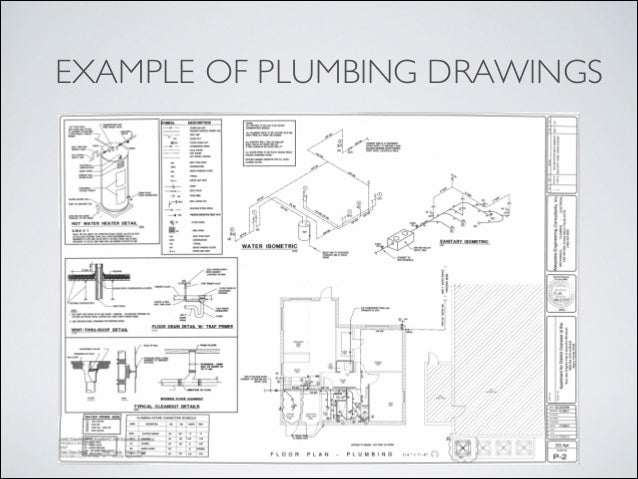 How To Read Plumbing Schematic Drawings How To Create A