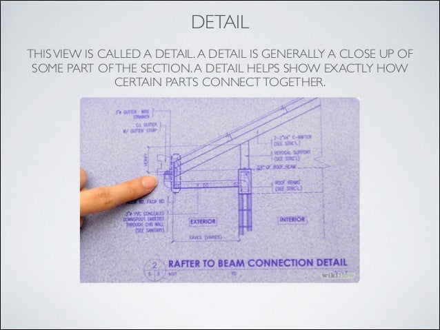 Blueprint reading introduction detail malvernweather Image collections