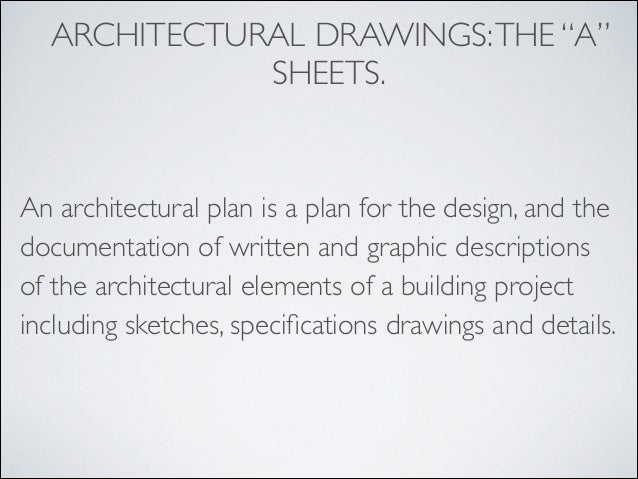Blueprint reading introduction example of a site plan drawing 8 malvernweather Choice Image