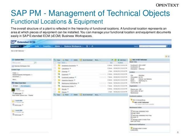 sap pm plant maintenance pdf