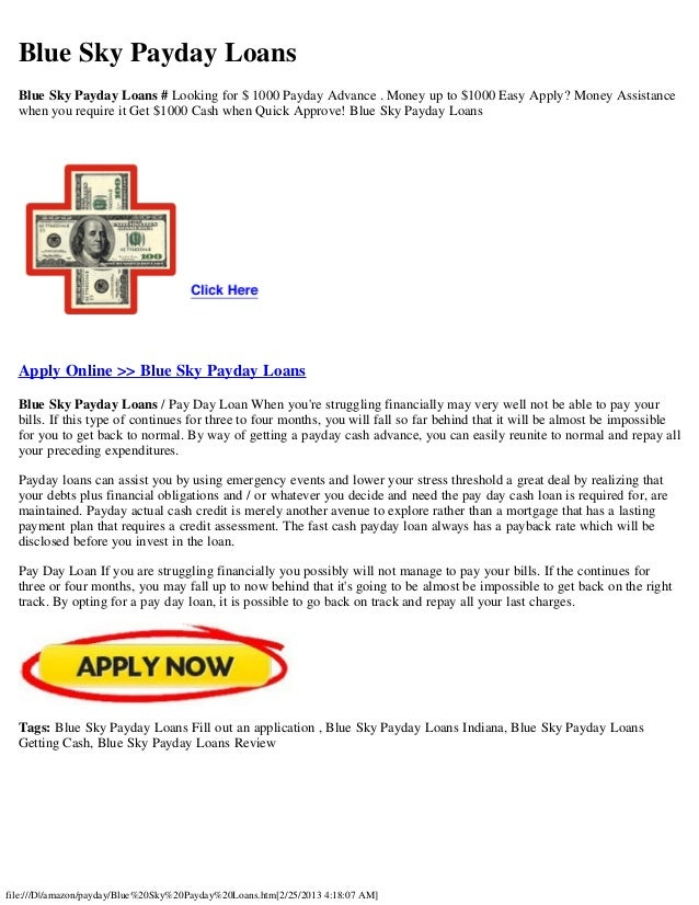 Blacklisted paperless payday loans image 5