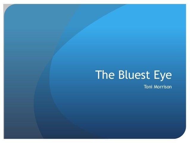 Bluest eye notes