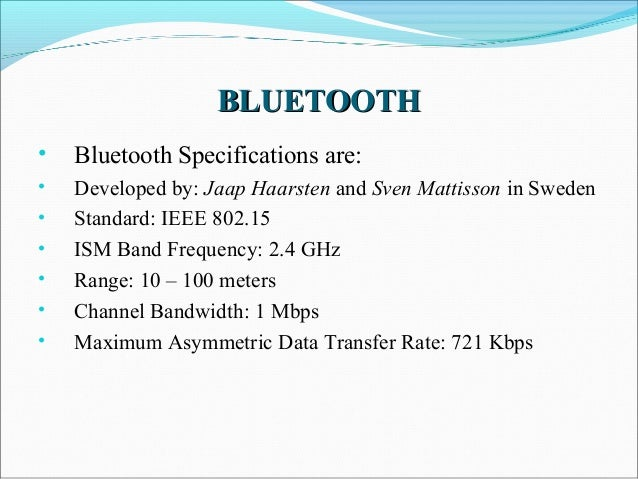 bluetooth based smart sensor network essay The ambient light sensor built into your sony bravia tv can automatically adjust the screen brightness and contrast based on the lighting of your room.