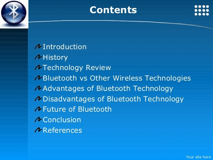 How Bluetooth Technology Works