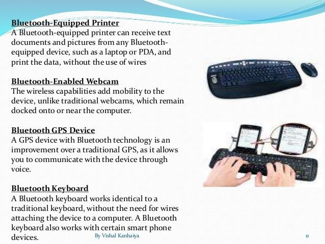 Bluetooth by vk