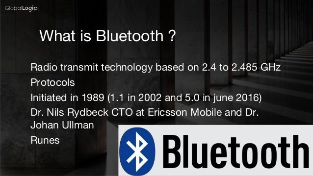Bluetooth LE: User Experience with iOS Slide 3