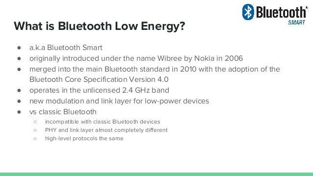(PDF) A Modern Study of Bluetooth Wireless Technology ...