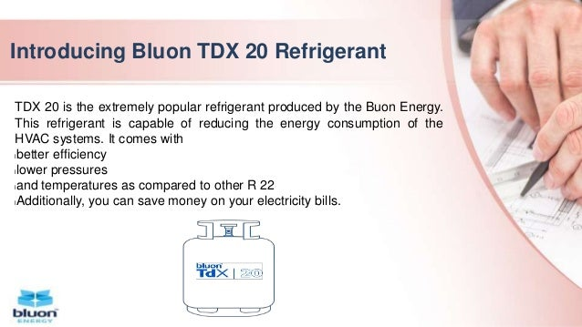 Bluon tdx 20