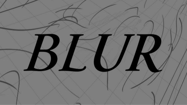 Blur Watering Hole