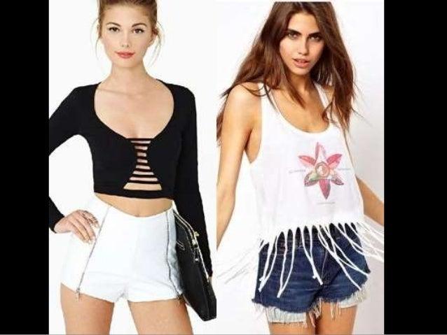 Blusas de moda 2015 bonitas y baratas - Blusas de ultima moda ...
