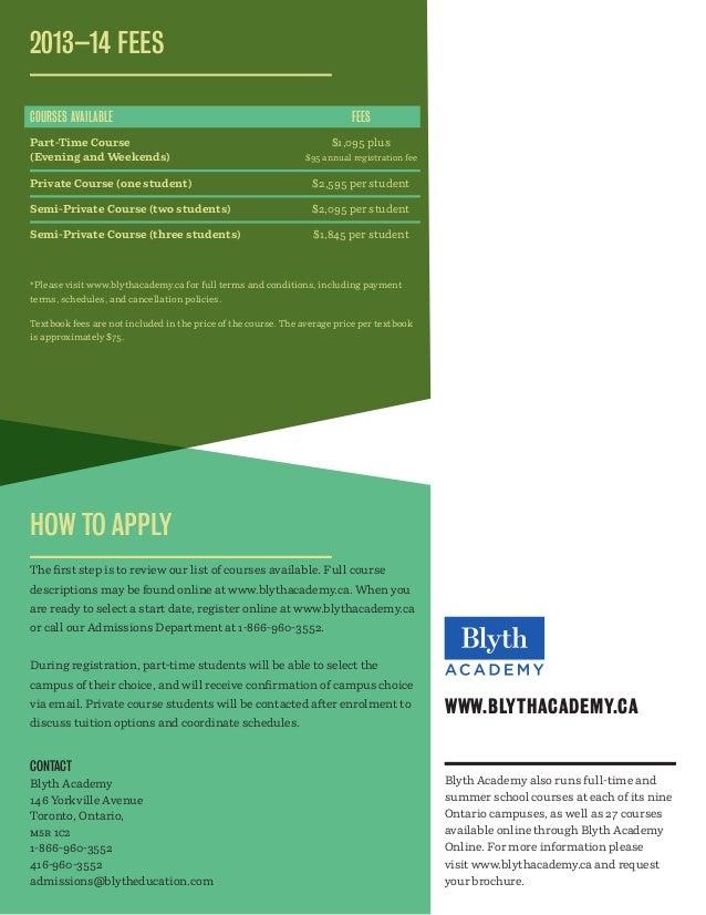 Blyth Academy part-time-private-brochure web-final1