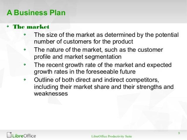 Customer Analysis in Marketing Plans