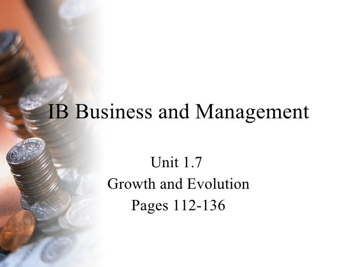 ib 1 7 growth and evolution The international baccalaureate organization (known as the ib) offers four high- quality  page 7  1 the diploma programme 2 nature of science 6 nature of  biology 13 aims 18  universe and to the theory of evolution by natural  selection  the growth in computing power has made modelling much more  powerful.