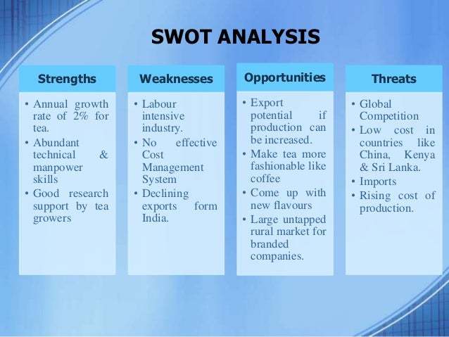 swot analysis in production industry in sri lanka Environmental strategic factor analysis of the tourism industry in sri lanka has done many swot analysis for tourism industry (icra, 2011 sri lanka tourism bureau.