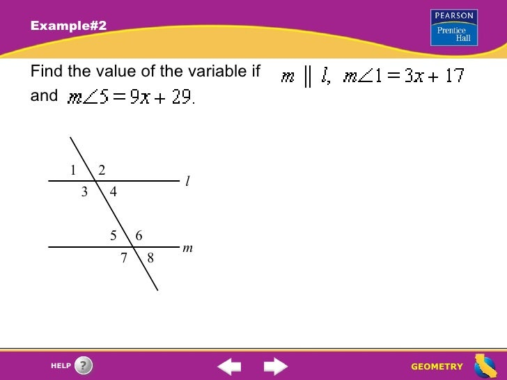 Free Worksheets interior angles of a polygon worksheet : Parallel Lines u0026 the Triangle Angle-Sum Theorem