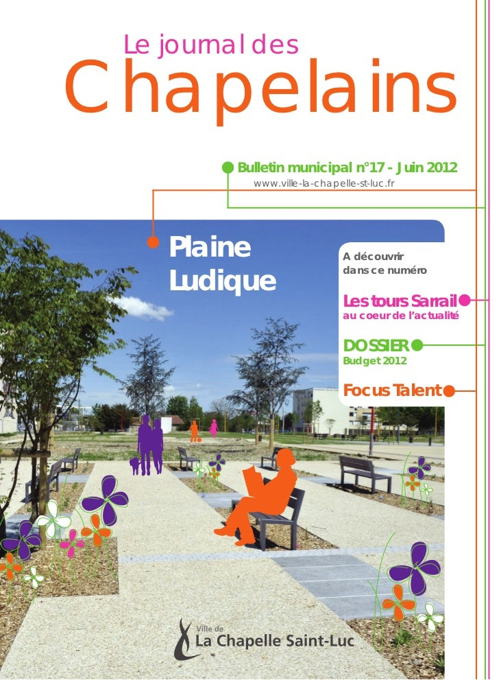 la chapelle saint luc bulletin municipal n 17. Black Bedroom Furniture Sets. Home Design Ideas