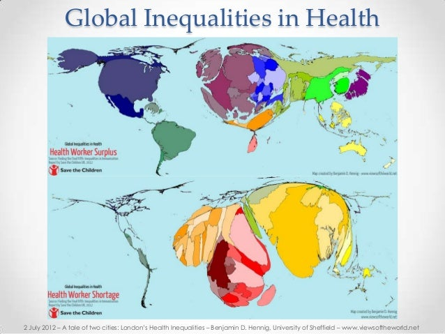 inequalities in health essay Health inequalities 1 health inequalities in the uk 2 1 your health there are many influences on an individual's health.