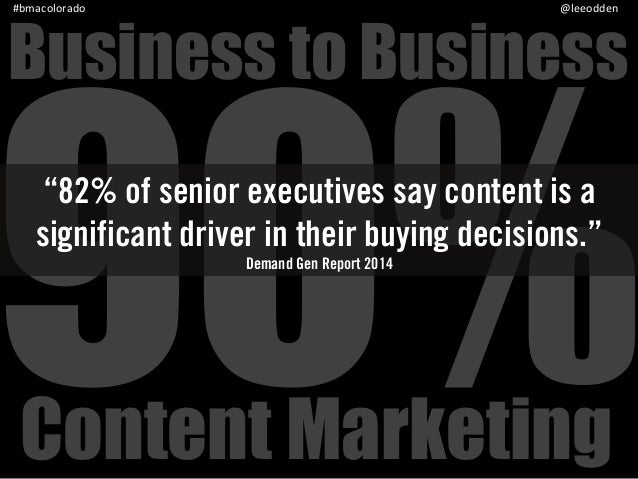 Create Demand and Influence with Co-Created Content for B2B Marketing