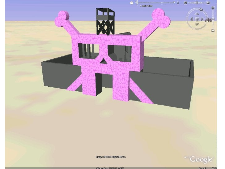 Burning Man Earth at Web 2.0 Expo