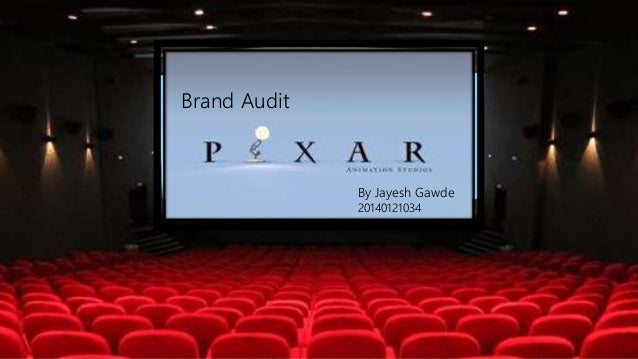 Brand Audit By Jayesh Gawde 20140121034