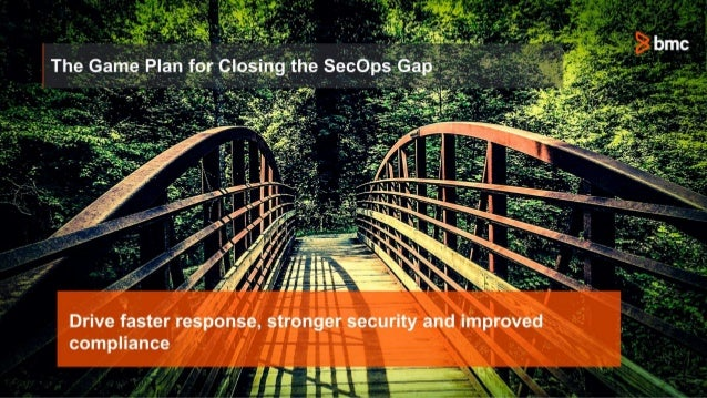 """Learn more about the SecOps Gap and solutions for overcoming it Read the full report, """"A Game Plan for Closing the SecOps ..."""