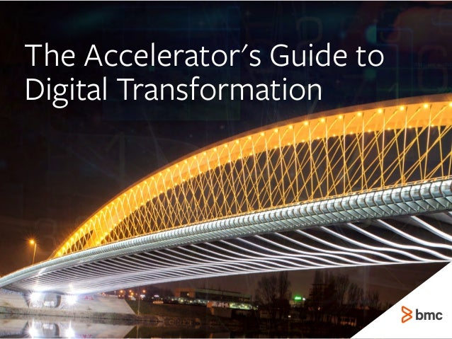 The Accelerator's Guide to Digital Transformation
