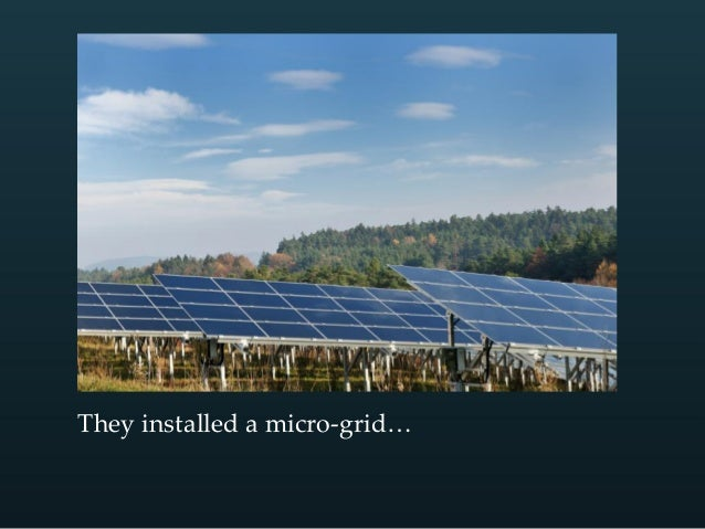 A Business Model For Off Grid Solar Power