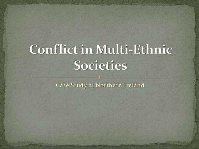 Case Study 2: Northern Ireland