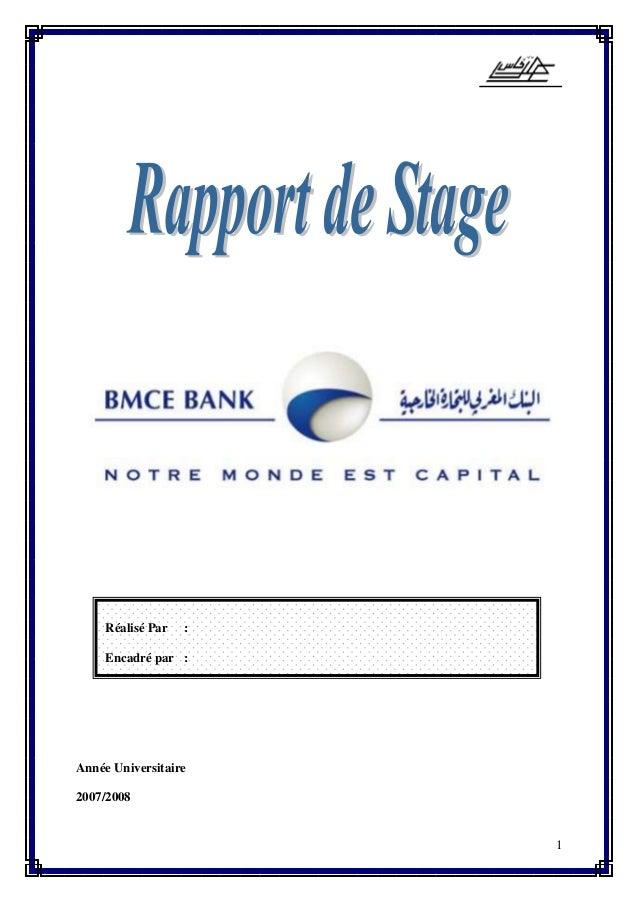 Exemple Rapport De Stage En Comptabilite Gratuit Document Online