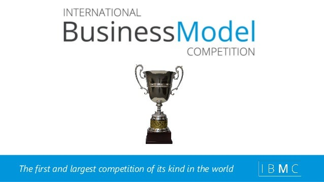 The first and largest competition of its kind in the worldThe first and largest competition of its kind in the world