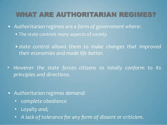 understanding the principles of authoritarianism in the case of ussr ° eastern europe ° ° lecture outline transitions to democracy in eastern europe failed transitions and authoritarian resilience in the post soviet space mechanisms of authoritarian resilience o case study: russia – the autocratic model o case study: ukraine – unstable authoritarianism ° ° recall transition in africa involved o role of .