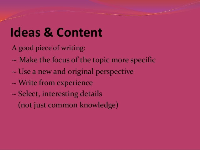 what makes a good essay paper Follow/fav a good student essay by: an essay about what makes a good student it will be hard for them to find papers to be completed or turned in and the.