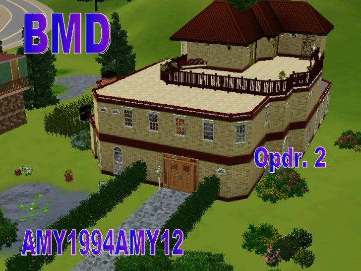 BMD Opdr. 2 AMY1994AMY12